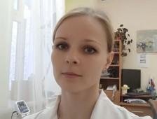 Блинова Екатерина Владимировна